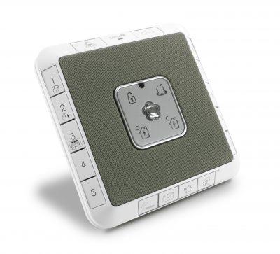 Il pannello di controllo per la protezione della casa