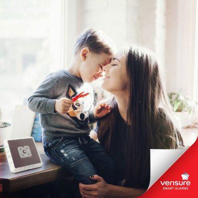 Le telecamere wireless ti aiutano a proteggere i tuoi bambini