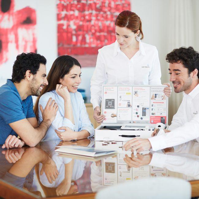 Cerchi un kit allarme casa che protegga la tua famiglia?