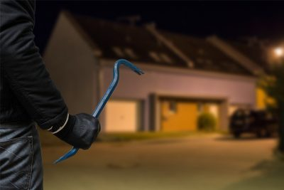 Con i sensori perimetrali l'esterno della tua casa sarà al sicuro