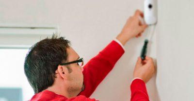 Affidati a un tecnico per configurare il tuo Verisure Smart Alarm