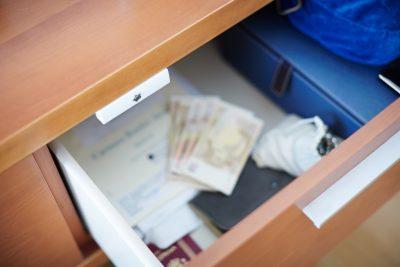 Cassetto segreto per proteggere i tuoi beni