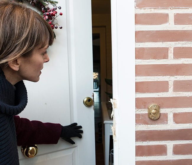 A Natale record di furti: come proteggere la casa durante le vacanze