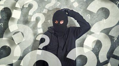 Furti e rapine, e se i ladri fossero imbranati?