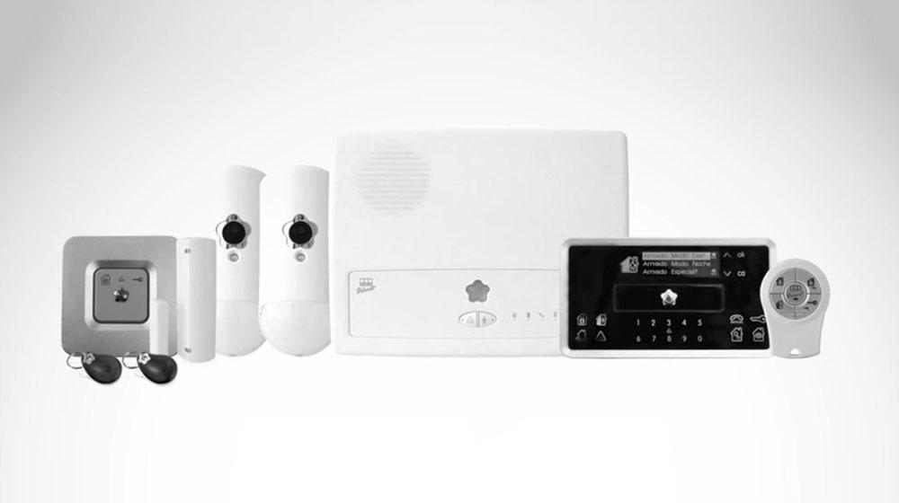 Dispositivi del sistema di allarme Verisure