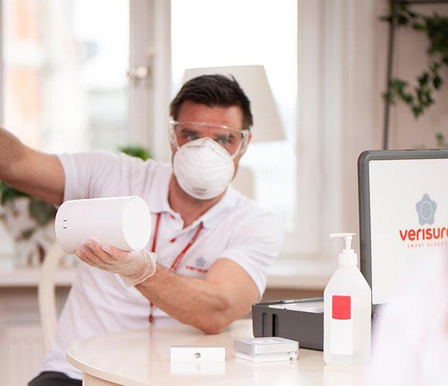 Servizio clienti Verisure: un'assistenza a 360 gradi