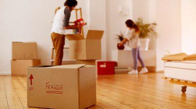 Come gestire il proprio sistema d'allarme durante il trasloco di casa